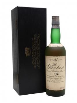 Glenlivet 25 Year Old / Royal Wedding Reserve Speyside Whisky