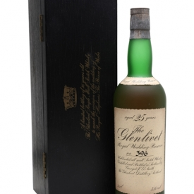 Glenlivet 25 Year Old / Royal Wedding Reserve Speyside Whisky