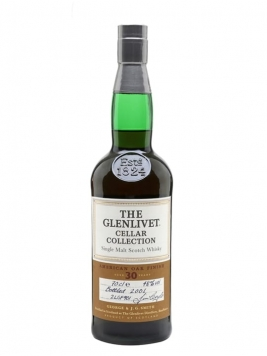Glenlivet 30 Year Old / American Oak Speyside Whisky