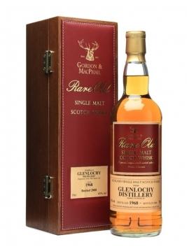 Glenlochy 1968 / Rare Old Series / Gordon & Macphail Highland Whisky