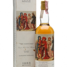 Glenlossie 1966 / Bot.1988 / The Costumes Speyside Whisky