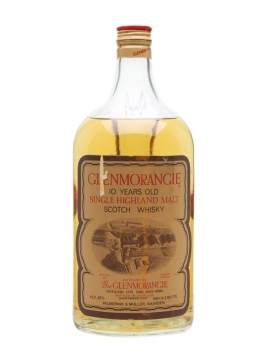 Glenmorangie 10 Year Old / Bot.1980s / 2 Litre Highland Whisky