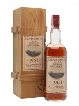 Glenmorangie 1963 / 23 Year Old / Sherry Cask Highland Whisky