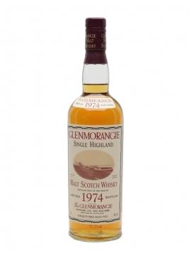 Glenmorangie 1974 / Bot.1997 Highland Single Malt Scotch Whisky