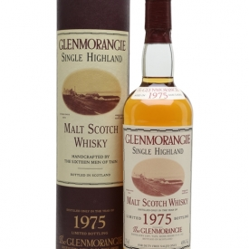 Glenmorangie 1975 / Bot.2004 Highland Single Malt Scotch Whisky