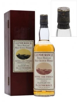 Glenmorangie 1976 / Concorde Bottling Highland Whisky