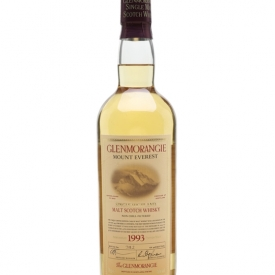 Glenmorangie 1993 / 10 Year Old / Mount Everest Highland Whisky