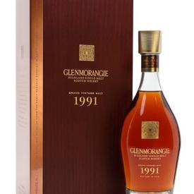 Glenmorangie Grand Vintage 1991 Highland Single Malt Scotch Whisky