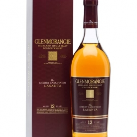 Glenmorangie Lasanta 12 Year Old / Oloroso and PX Finish Highland Whisky