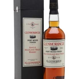 Glenmorangie Port Wood / 1st Release Highland Whisky