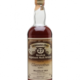 Glenrothes 1954 / 27 Year Old / Connoisseurs Choice Speyside Whisky