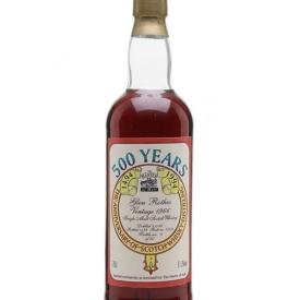 Glenrothes 1966 / 27 Year Old / Sherry Cask / Master of Malt Speyside Whisky