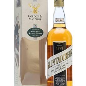 Glentauchers 1979 Centenary /Bot.1998 / Gordon & MacPhail Speyside Whisky