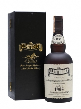 Glenturret 1965 / Bot.1980s Highland Single Malt Scotch Whisky