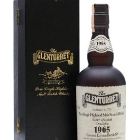 Glenturret 1965 / Bot.1980s Highland Single Malt Scotch Whisky