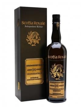 Glenturret 1977 / 34 Year Old / Scotia Royale Highland Whisky