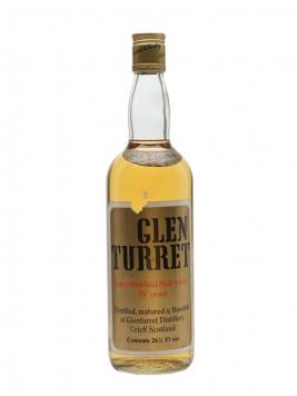 Glenturret 7 Year Old / Bot.1970s Highland Single Malt Scotch Whisky