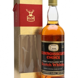 Glenugie 1963 / 16 Year Old / Connoisseurs Choice Highland Whisky