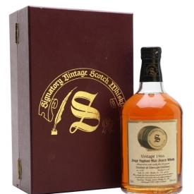 Glenugie 1966 / 30 Year Old / Signatory Highland Whisky