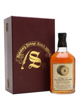 Glenugie 1966 / 30 Year Old / Signatory Highland Whisky