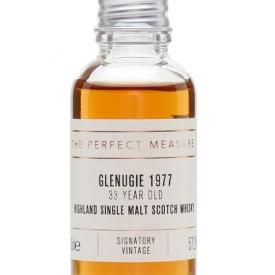 Glenugie 1977 Sample / 33 Year Old / Signatory Highland Whisky
