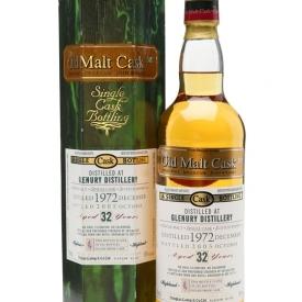 Glenury 1972 / 32 Year Old / Old Malt Cask Highland Whisky