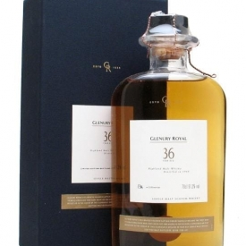 Glenury Royal 1968 / 36 Year Old Highland Single Malt Scotch Whisky