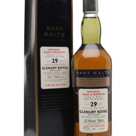 Glenury Royal 1970 / 29 Year Old / Rare Malts Highland Whisky