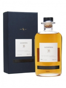 Glenury Royal 1970 / 36 Year Old Highland Single Malt Scotch Whisky