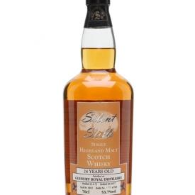 Glenury Royal 1973 / 24 Year Old / Silent Stills Highland Whisky