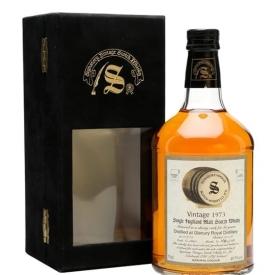 Glenury Royal 1973 / 30 Year Old / Sherry Cask / Signatory Highland Whisky
