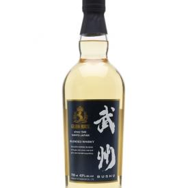 Golden Horse Bushu Japanese Blended Whisky