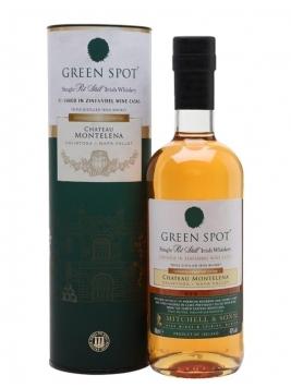 Green Spot / Chateau Montelena Finish Single Pot Still Irish Whiskey