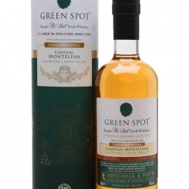 Green Spot / Chateau Montelena Finish Single Pot Still Irish Whiskey