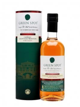 Green Spot / Leoville Barton Bordeaux Finish