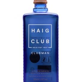 Haig Club Clubman Lowland Single Grain Scotch Whisky