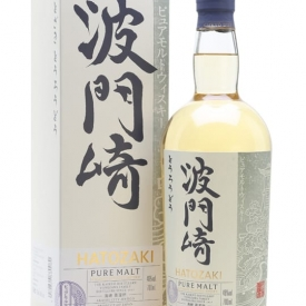 Hatozaki Pure Malt Japanese Whisky Japanese Blended Whisky