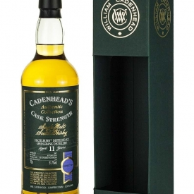 Hazelburn (Springbank) 11 Year Old 2007 Cadenhead's Authentic Collection