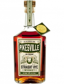 Heaven Hill Pikesville 6 Year Old 110 Proof