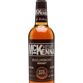 Henry McKenna Kentucky Straight Bourbon Whiskey