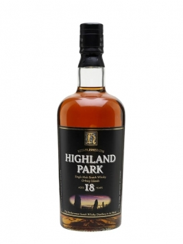 Highland Park 18 Year Old / Bot.1990s Island Single Malt Scotch Whisky