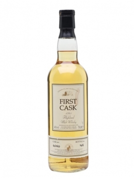 Highland Park 1981 / 23 Year Old / First Cask Island Whisky