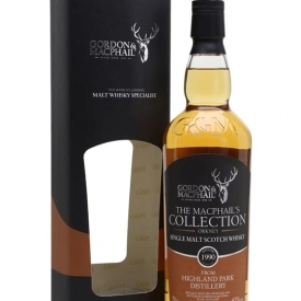 Highland Park 1990 / MacPhail's Collection Island Whisky