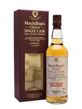 Highland Park 1991 / Sherry Cask / Mackillop's Island Whisky