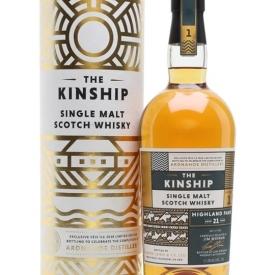Highland Park 1996 / 21 Year Old / The Kinship Island Whisky