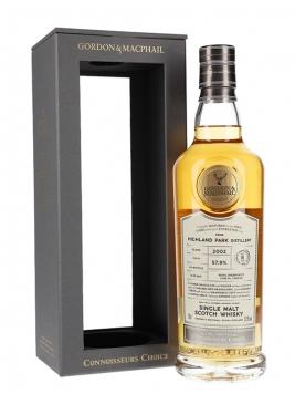 Highland Park 2002 / 16 Year Old / Connoisseurs Choice Island Whisky