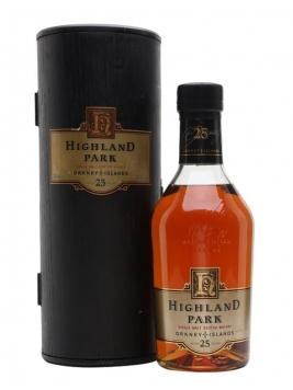 Highland Park 25 Year Old / Bot.1990s Island Single Malt Scotch Whisky