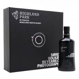 Highland Park 26 Year Old / Soren Solker Island Whisky