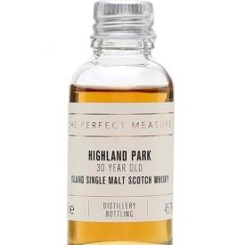 Highland Park 30 Year Old Sample Island Single Malt Scotch Whisky