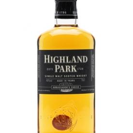 Highland Park Ambassador's Choice 10 Year Old Island Whisky